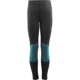 Aclima WarmWool Shorts Børn, sort/blå